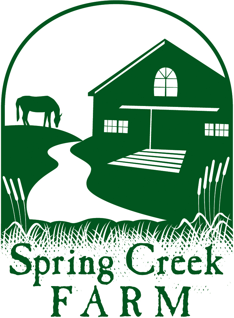 Spring Creek Farm logo